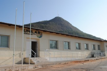 Campus da Liberdade, em Redenção (CE)