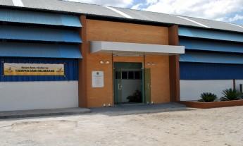 Fachada do Campus dos Palmares
