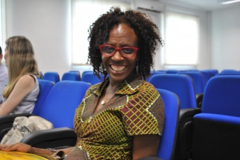 Vera Regina Rodrigues, professora do Instituto de Humanidades e Letras