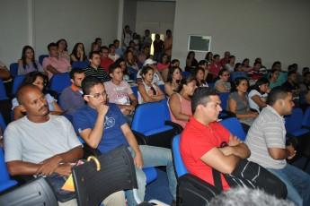 Aula inaugural Bacharelado em Administração Pública a Distância