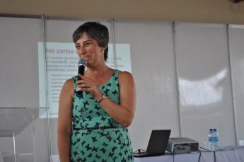 Profa. Núbia Moura, IFBA