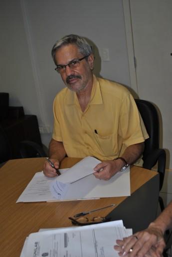 Paulo Speller, reitor da Unilab