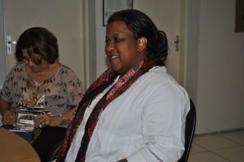 Macaé Evaristo, secretária da Secadi