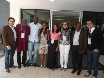 Equipe da Unilab no XXIII Encontro da AULP