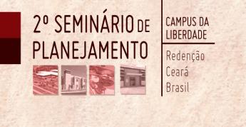 II SEMINARIO DE PLANEJAMENTO