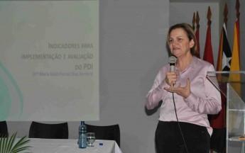 Professora da UFMT, MAria Salete Ferreira