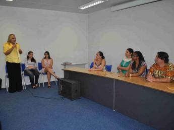 Andrea Rossati, coordenadora especial de Políticas Públicas da LGBT do Governo do Estado do Ceará.