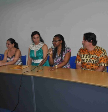 Cerimônia de posse ocorreu nesta segunda-feira, no Auditório do Campus da Liberdade.