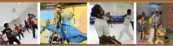 A pluralidade é a marca desse I Festival das Culturas da Unilab.