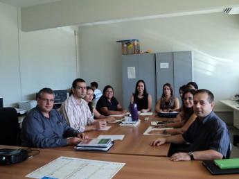 Equipe da Unilab conhece experiência de ensino a distância da Universidade Federal de Alagoas.