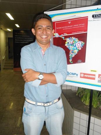 Palestrante convidado Lucineudo Machado Irineu
