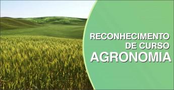 Destaque reconhecimento agronomia