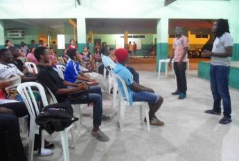 Evento ocorreu na Escola Maria do Carmo Bezerra.
