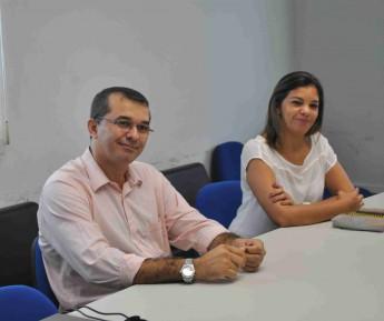Ciro de Miranda, coordenador do curso de Agronomia.