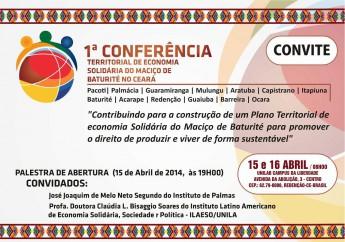 inauguração conferencia
