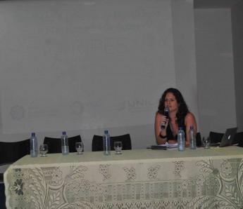 Joana Amaral, representante da Assessoria Internacional do Ministério da Educação (MEC).