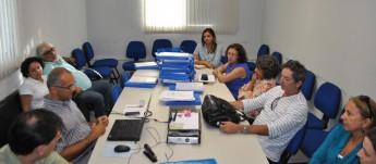 Avaliadores do MEC e comitiva da Unilab