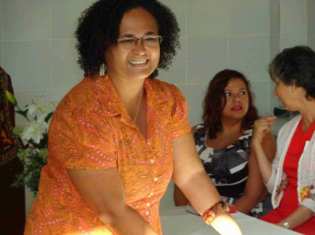Cristiane Santos Souza.