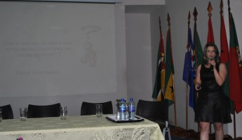 Dinara Jaqueline Moura, da Universidade Federal de Ciências da Saúde de Porto Alegre (UFCSPA).