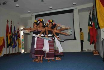 Dança tradicional Kakehe