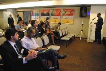 Coordenador da Ripes e coordenador do Núcleo de cooperação nacional e internacional da Unilab, Edson Borges.