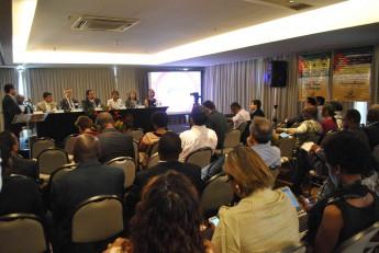 A I Reunião Técnica Internacional da Ripes acontece no Hotel Gran Marquise, em Fortaleza, nestes dias 21, 22 e 23 de maio.
