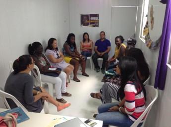 As reuniões acontecem às quintas-feiras, às 16h. A sede do Núcleo está situado no Container 19, na Unidade Acadêmica dos Palmares.