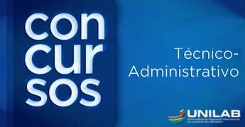 Concurso para servidores técnico-administrativos