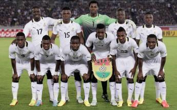 Seleção de Gana.