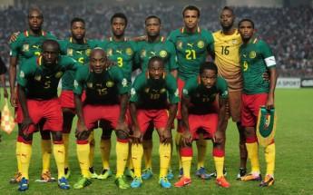 Seleção da Nigéria.
