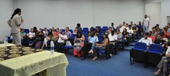 Evento foi realizado neste dia 25, no Anfiteatro da Unilab.