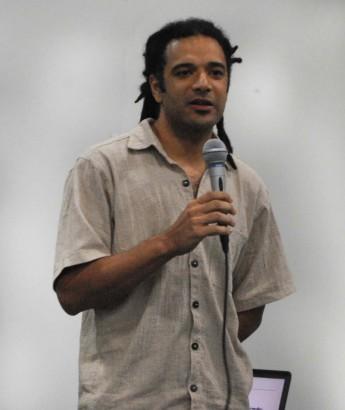 Professor Douglas Verrangia.