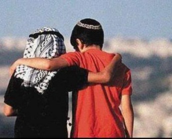 criança palestina e israel
