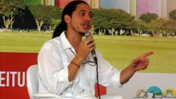 Escritor angolano Ondjaki