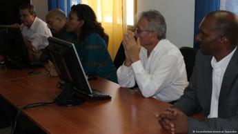 Comissão Nacional para a prevenção do vírus ebola, em Cabo Verde.