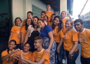 Curso de Gestor de Projeto Social, promovido pela Senac, com o apoio da Unilab.