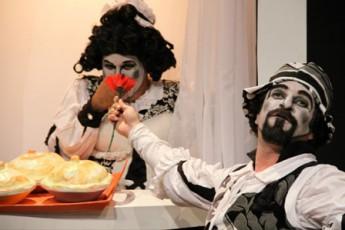 """As Rimas de Catarina"" da Cia. Rapsódia de Teatro"