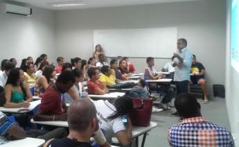 Professor do Departamento de Biologia da UFC, José Roberto Feitosa da Silva.