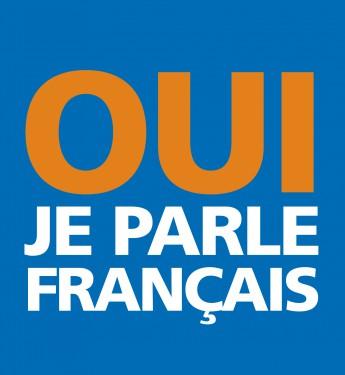 logo oui je parle francais