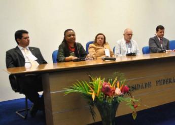 Reitora da Unilab, Nilma Gomes, fala sobre o papel estratégico das Pró-Reitorias de Administração e Planejamento.