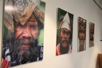 """Exposição """"Rostos de Timor-Leste"""""""