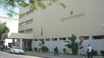 Sede do Parlamento moçambicano.