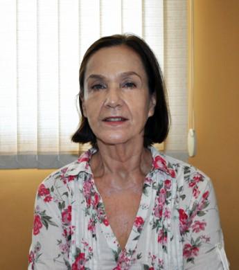 Professora da Unilab Maria de Nazaré