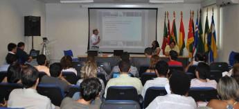 Reunião ocorreu no último dia 13 com gestores da universidade.