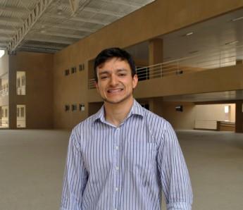 Eduardo Siqueira, engenheiro mecânico e integrante da equipe da Proplan.