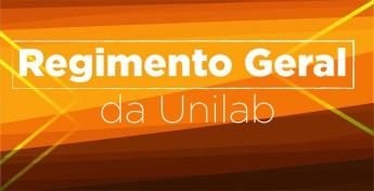 REGIMENTO GERAL DA UNILAB