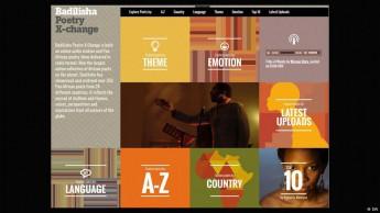 Plataforma online Badilisha Poetry X-Change