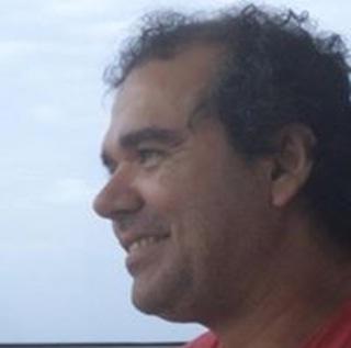 Professor da Unilab Túlio de Souza Muniz .