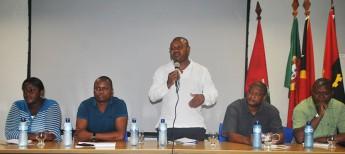 Delegação da Universidade Pedagógica de Moçambique