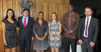 Unilab e UFMG assinam acordo de cooperação.